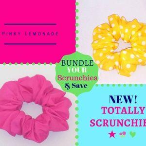 Bundle Your Scrunchies & Save